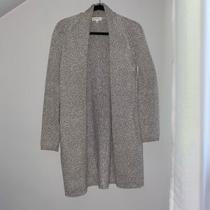 Aritzia Long Knit Cardigan